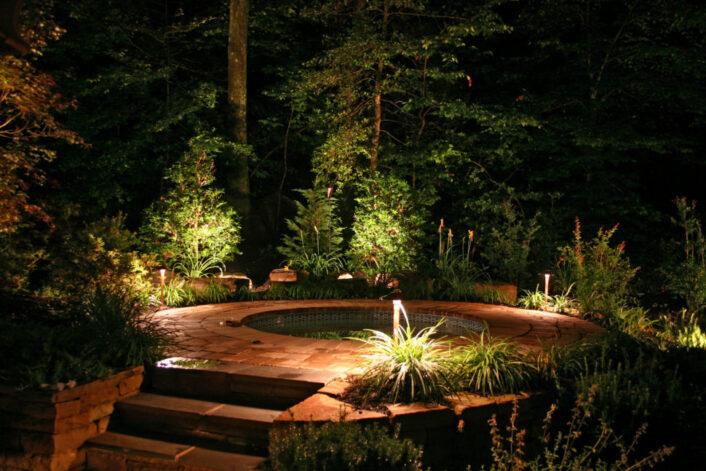 Oświetlenie krajobrazowe w Twoim ogrodzie