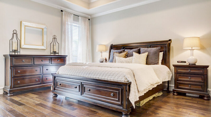 Jakie wybrać łóżko do sypialni