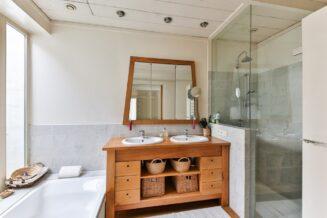 Aranżacje małej łazienki