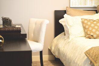 Aranżacje małej sypialni