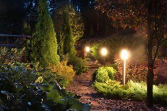 Jak zaprojektować oświetlenie zewnętrzne?