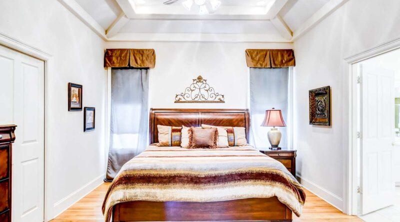 Feng Shui w sypialnii