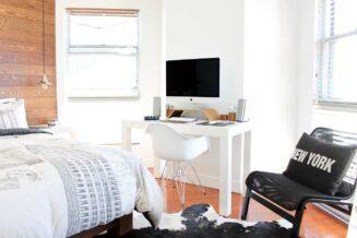 Skuteczne konfiguracje małych sypialni