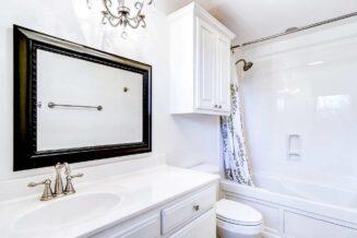 Porady projektowe - jak zmodernizować małą łazienkę