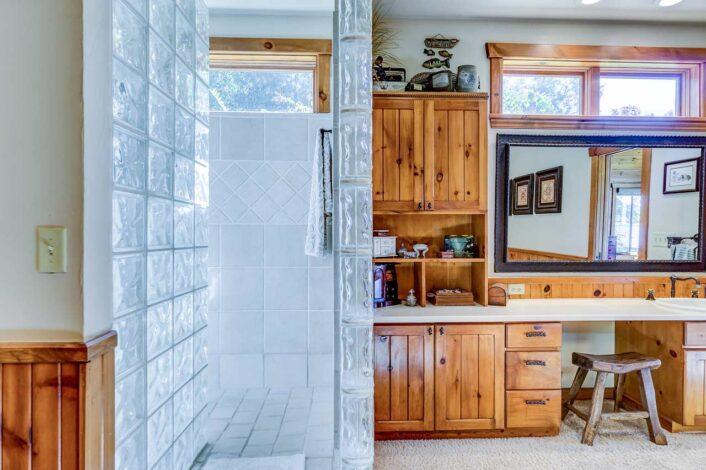 łazienka dekoracje