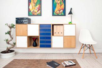 O zaletach mebli modułowych - dlaczego warto wybrać je do mieszkania?