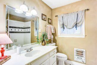 Porady dotyczące planowania układu łazienki