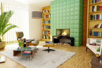 Doskonałe pomysły na udekorowanie salonu