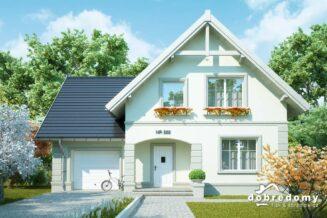 Dom z poddaszem użytkowym – jak zaprojektować funkcjonalny układ pomieszczeń?