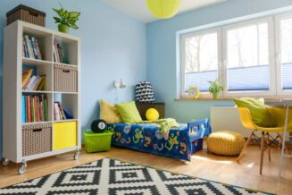 Remont pokoju dziecięcego – na co zwrócić uwagę przy wyborze nowych farb?