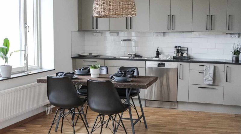 kuchnia i stół