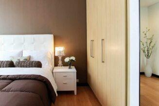 Szafa w sypialni - jaka powinna a jaka nie powinna być?